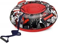 Санки надувные  D-850 с камерой, Экстрим, красный