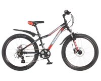 "STINGER Boxxer Disc 2,0 24 черный 12.5"" (2017)"