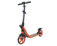 Самокат городской TRIX Legend, колеса 200/200, оранжевый/черный