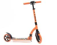 Самокат городской TRIX Mercury, колеса 230/180, оранжевый