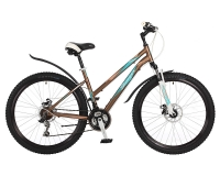 "STINGER Element lady Disc 26 коричневый 15"" (2017)"